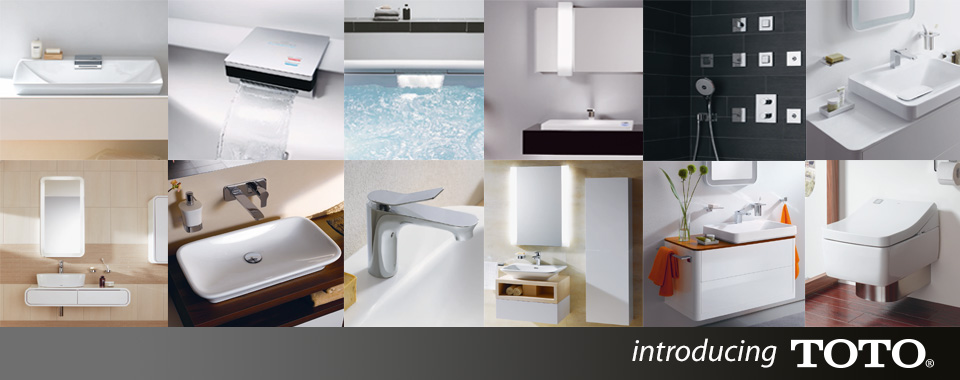 Introducing Toto Brausch Co UK Limited DHL Bathroom - Toto bathroom
